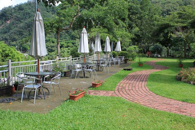 後頭厝休閒餐廳戶外庭園